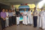 ICU Ambulance Key Handover Function
